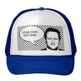 David Cameron Trucker Hat