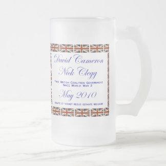 David Cameron ~ Nick Clegg ~ Coalition Mug