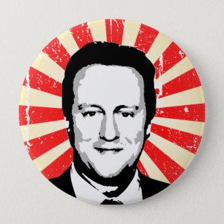 David Cameron Pinback Button