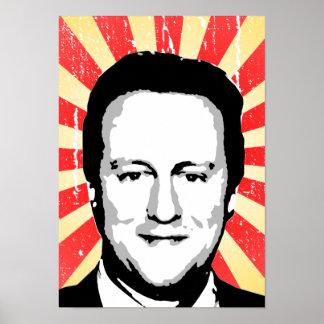 David Cameron Poster