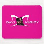 David Cassidy Mousepad - Customized