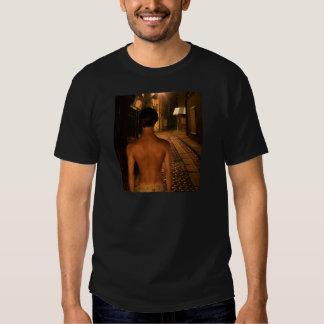 David como camiseta joven remeras