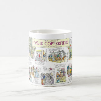 David Copperfield Classic White Coffee Mug
