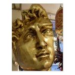 David de Michael Ángel veneciano de la tienda de l Tarjeta Postal