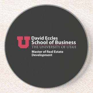 David Eccles - amo del desarrollo inmobiliario Posavasos Diseño