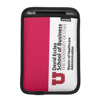 David Eccles - Master of Healthcare Administration iPad Mini Sleeve
