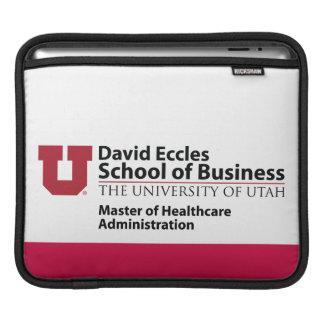 David Eccles - Master of Healthcare Administration iPad Sleeves