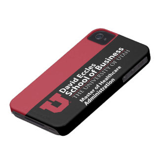 David Eccles - Master of Healthcare Administration iPhone 4 Case-Mate Case