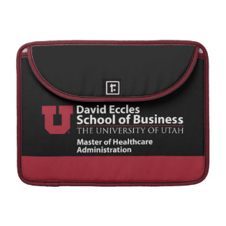 David Eccles - Master of Healthcare Administration MacBook Pro Sleeves