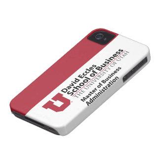 David Eccles - MBA Case-Mate iPhone 4 Case