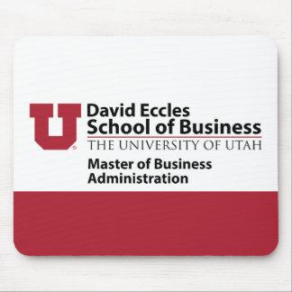 David Eccles - MBA Mouse Pad