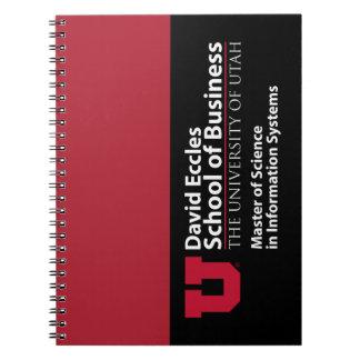 David Eccles School of Business - MSIS Notebook