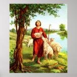 David el pastor póster