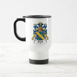 David Family Crest Coffee Mug