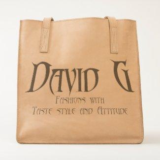 David G logo Tote