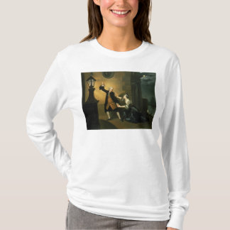 David Garrick  as Jaffier and Susannah Maria T-Shirt