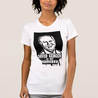 David Gergen is my Homeboy Ladies Basic T T-Shirt