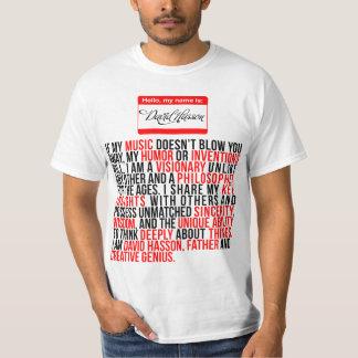 David Hasson T-Shirt