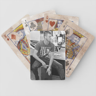 David Henry Playing Cards - Distressed Edition
