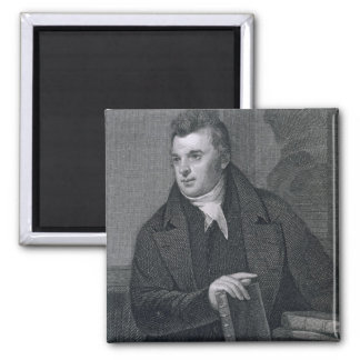 David Hosack, engraved by Asher Brown Durand (1796 Magnet