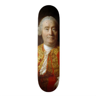 David Hume by Allan Ramsay (1766) Skateboard