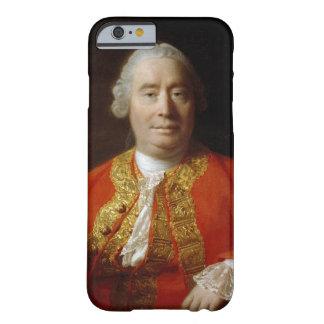 David Hume de Allan Ramsay (1766) Funda Barely There iPhone 6