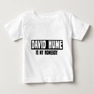 David Hume is my Homeboy Baby T-Shirt