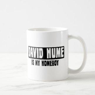 David Hume is my Homeboy Classic White Coffee Mug