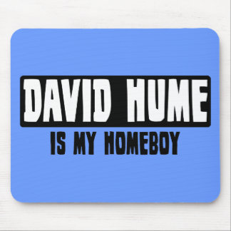 David Hume is my Homeboy Mouse Pad