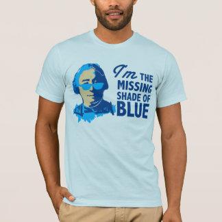 David Hume Shade of Blue T-Shirt