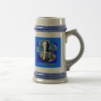 David Hume T shirts and Products Beer Stein