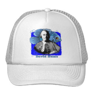 David Hume T shirts and Products Trucker Hat