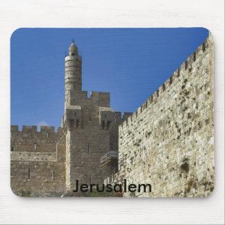 David, Jerusalén Mousepad