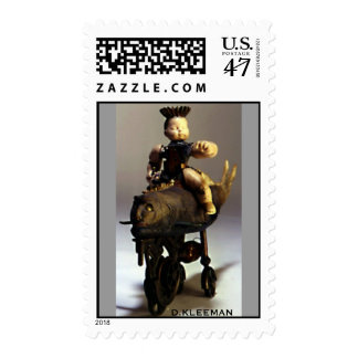 David Kleeman Stamp