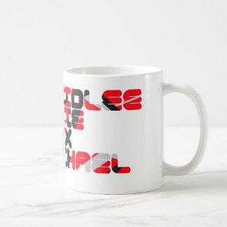 David Lee Eddie Alex Michael Coffee Mug