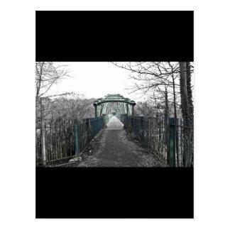David Livingstone Bridge Postcard
