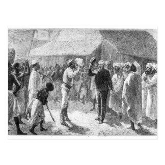 David Livingstone  from 'How I Found Livingstone' Postcard