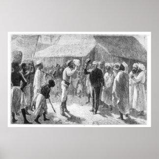 David Livingstone  from 'How I Found Livingstone' Poster