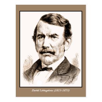 David Livingstone Postcard