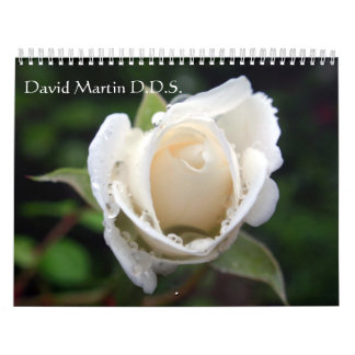 David Martin D.D.S. Calendar