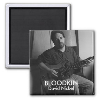 DAVID NICKEL MAGNET