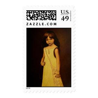 David Postage Stamp