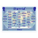 David Postcards
