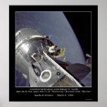 """David R. Scott  """"Spider"""" - Apollo 9 Mission Poster"""