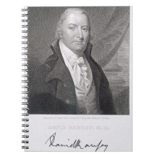 David Ramsay, grabado por James Barton Longacre (1 Cuadernos