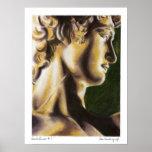 David series 3 by  Lee Vandergrift Print