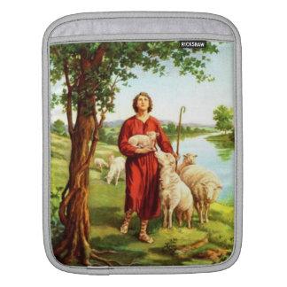 David The Shepherd iPad Sleeve