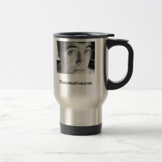 david, Thecreativeone Travel Mug