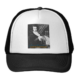David Thompson Land Surveyor Hat