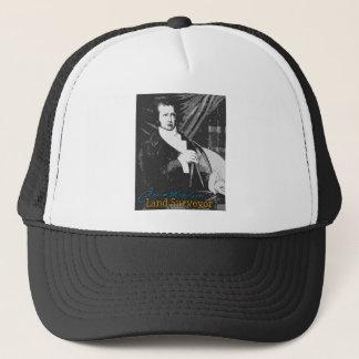 David Thompson Land Surveyor Trucker Hat